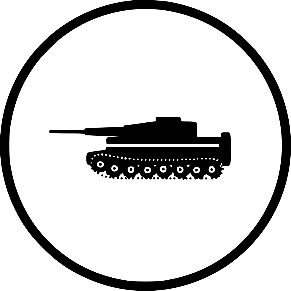 Army Gun Tank Vehicle War Weapon