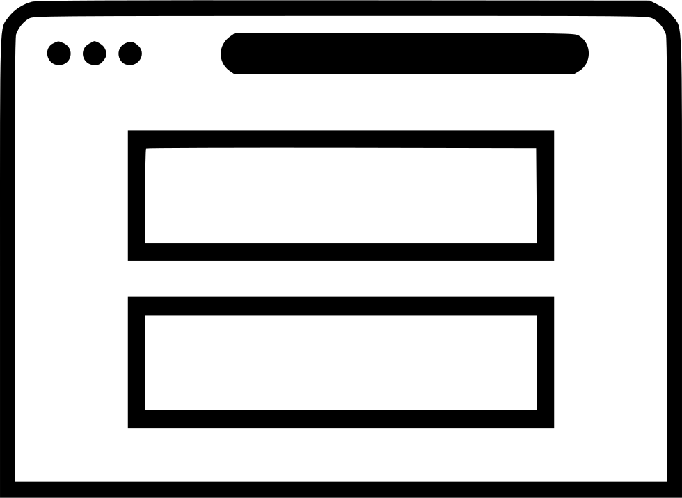 Www Wireframes Web Double Banners