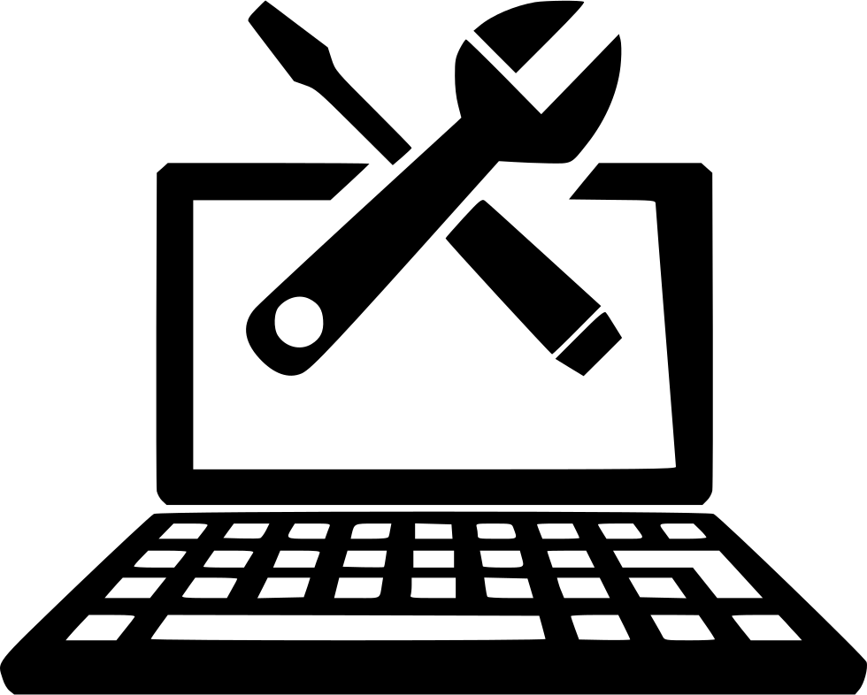 notebook laptop technical service svg png icon free
