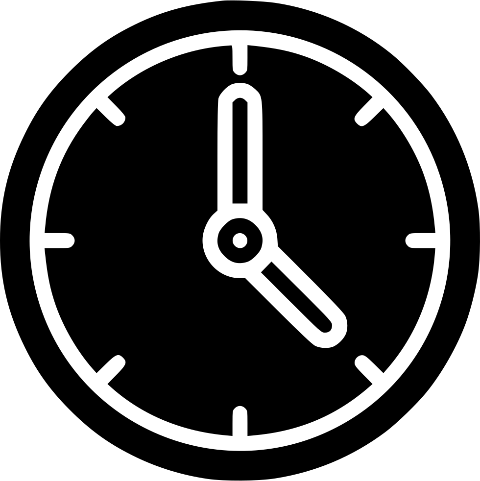 Clock Svg Png Icon Free Download (#543082 ...