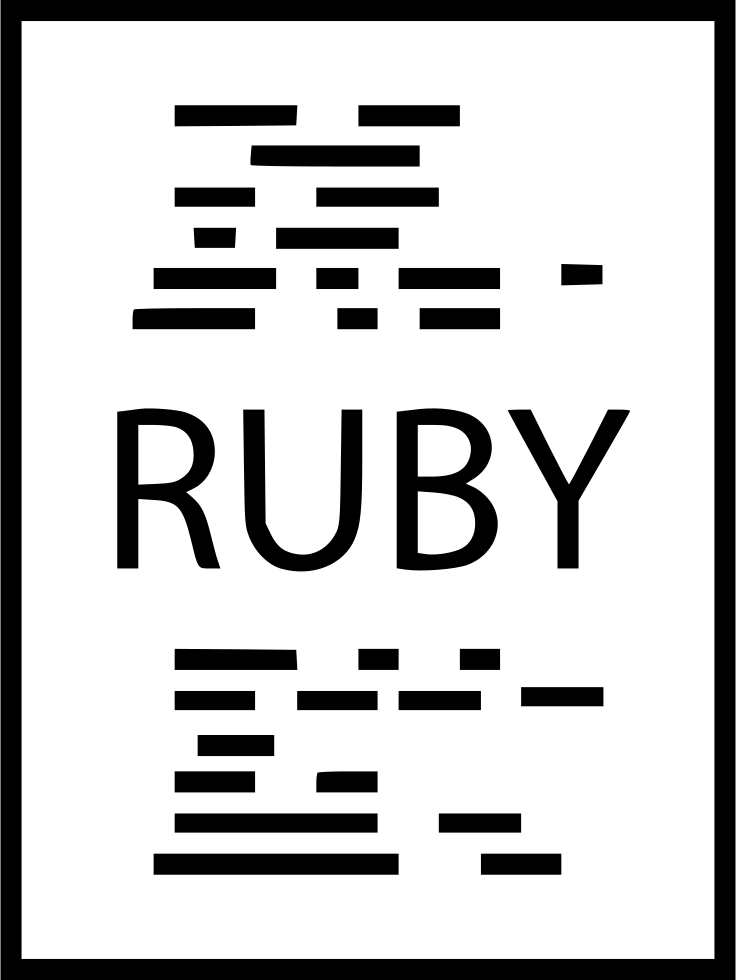 Ruby Programming Page