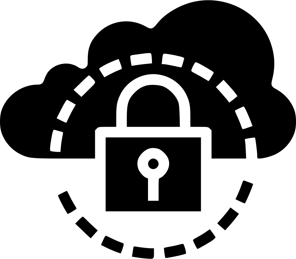 Cloud Data Optimization Secure Lock Safe Protected