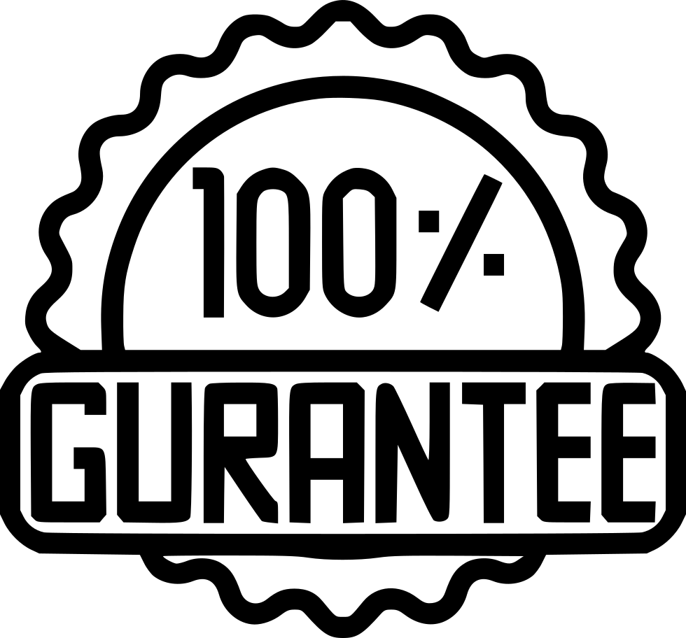 Guarantee Certify Label Award Label Waranty