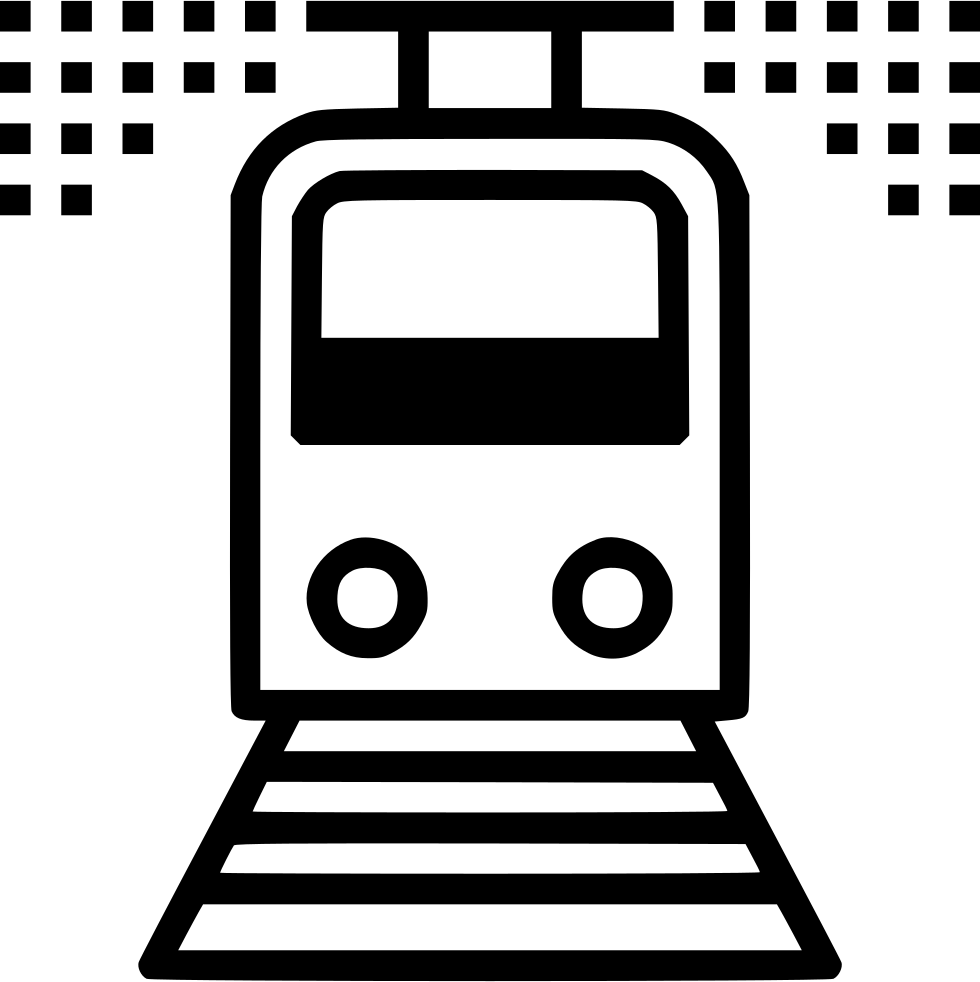 Public Train Tube Service Transportation