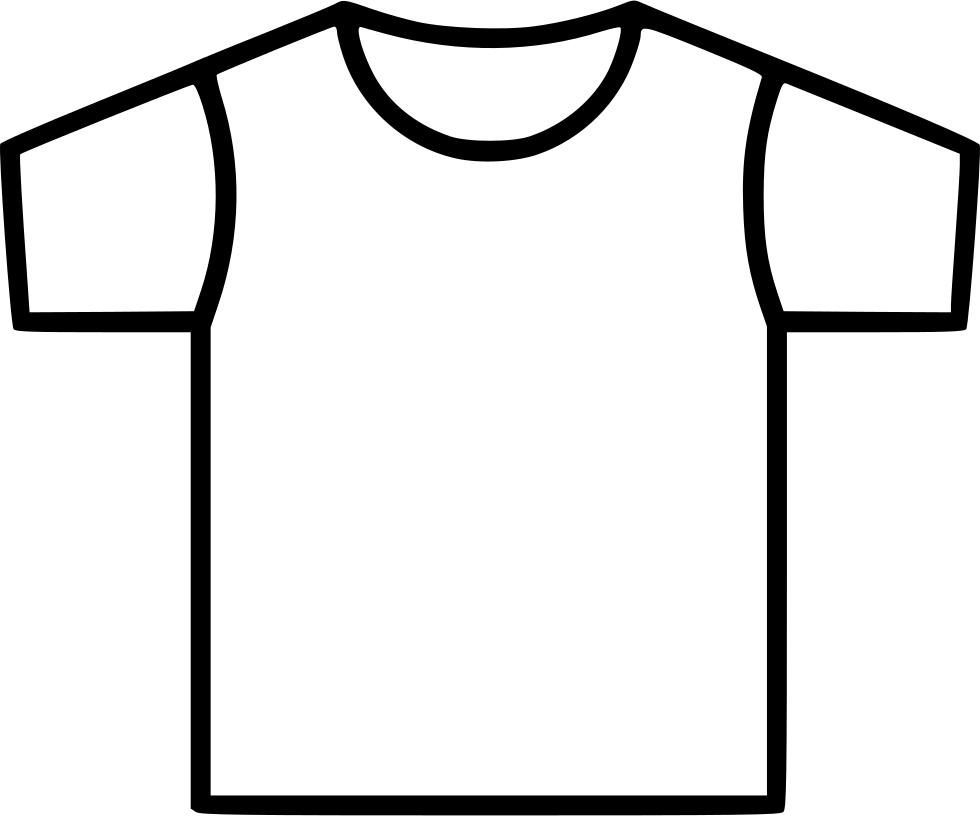 T Shirt Svg Png Icon Free Download (#546971 ...