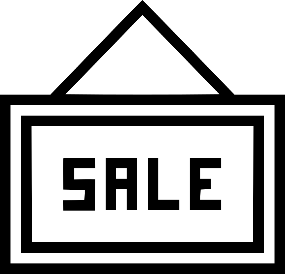 Sale Sign Board Sale Shop