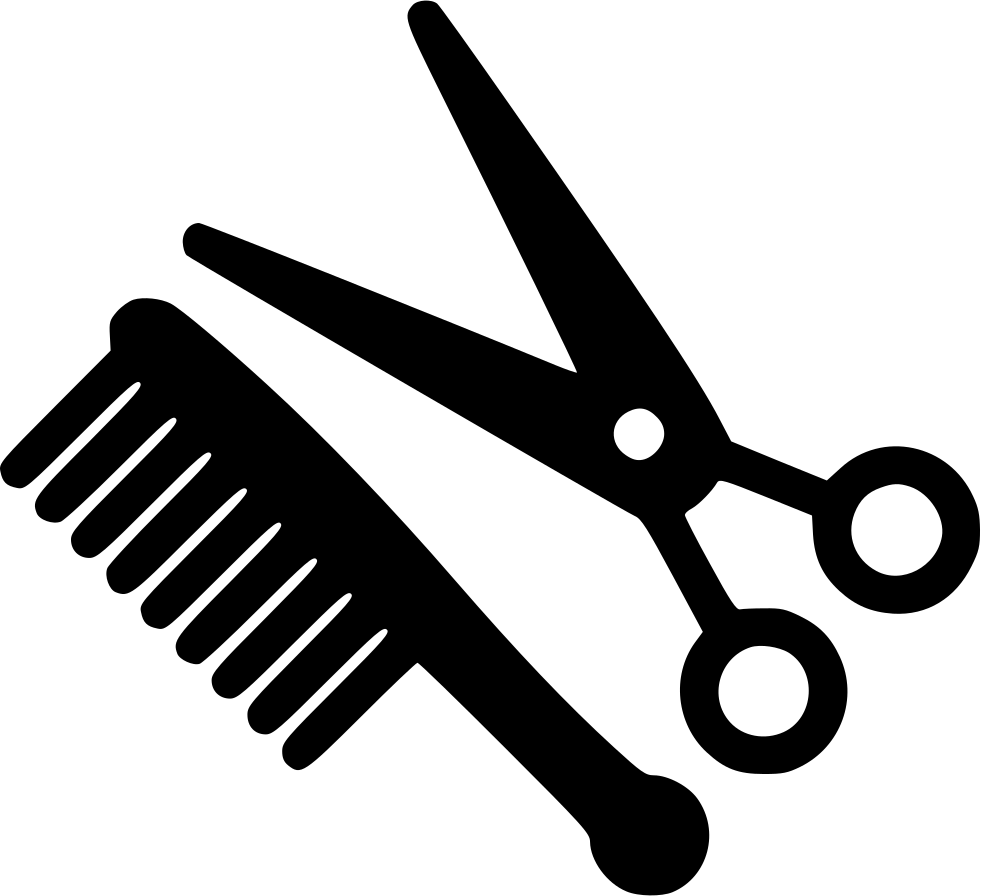 Comb And Scissor