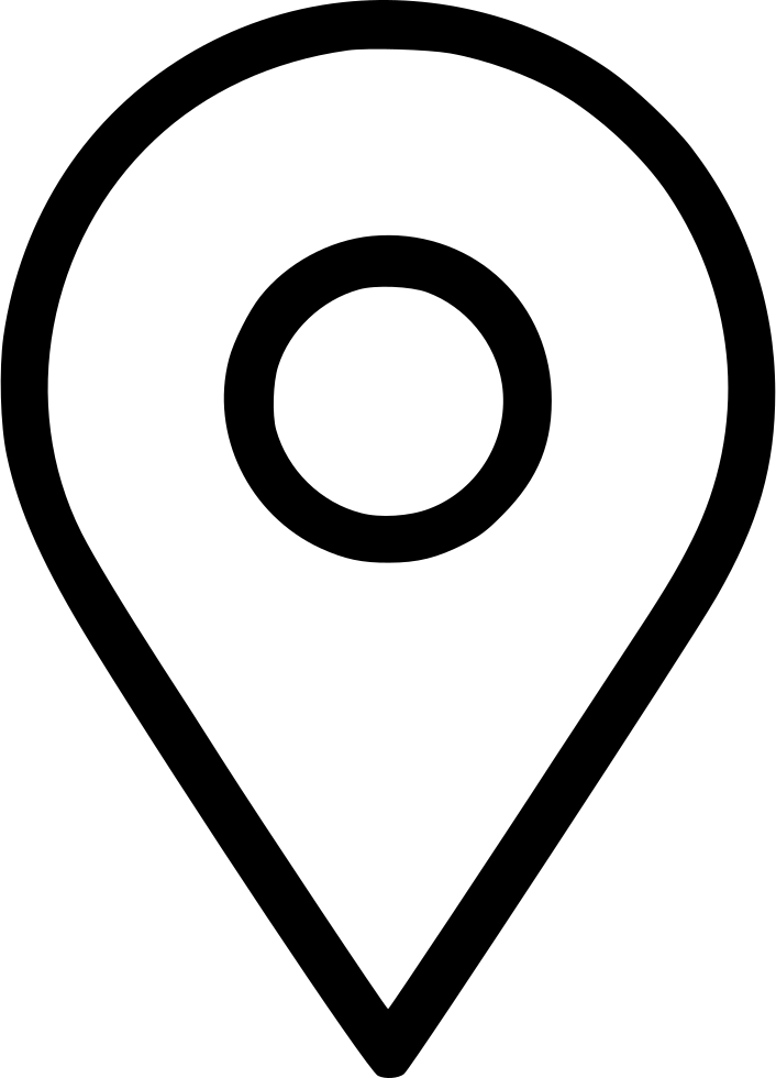 placeholder map marker position pinpoint svg png icon free