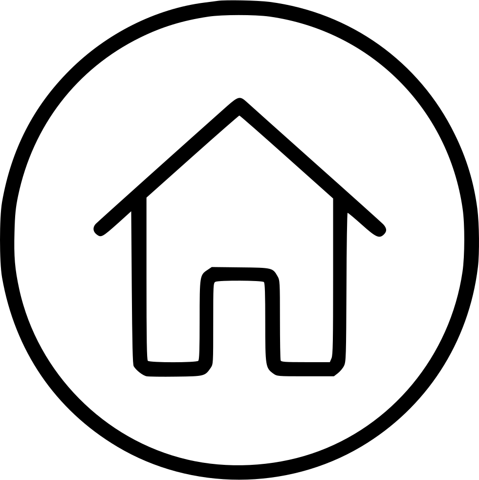 Home House Website Internet Web Main Svg Png Icon Free ...