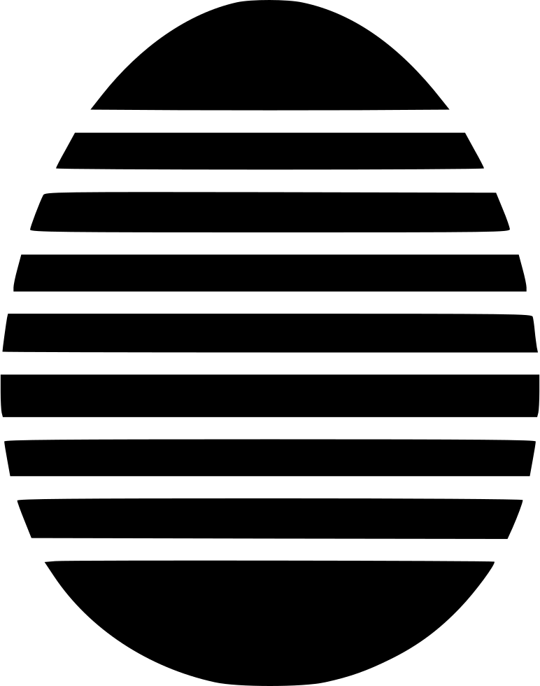 Egg Stripes Side