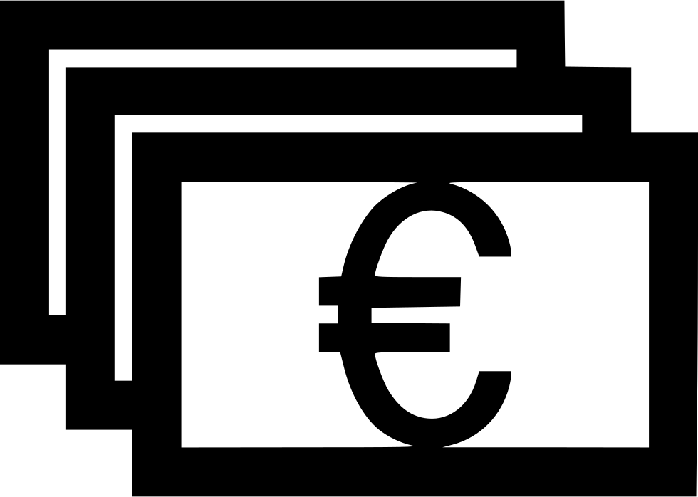Currency Money Payment Sign Notes Investment Euro