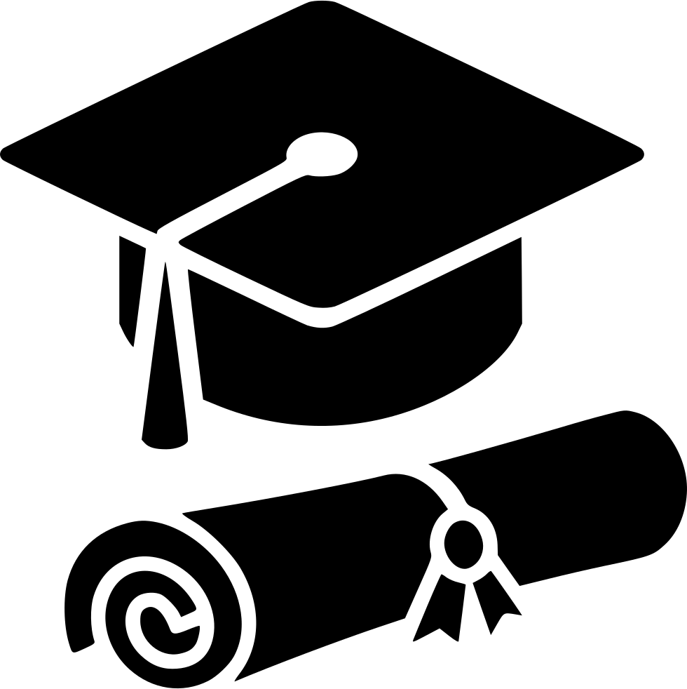 Graduation Cap Diploma Svg Png Icon Free Download 554120