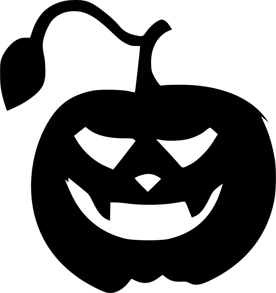 Halloween Pumpkin Horror Character