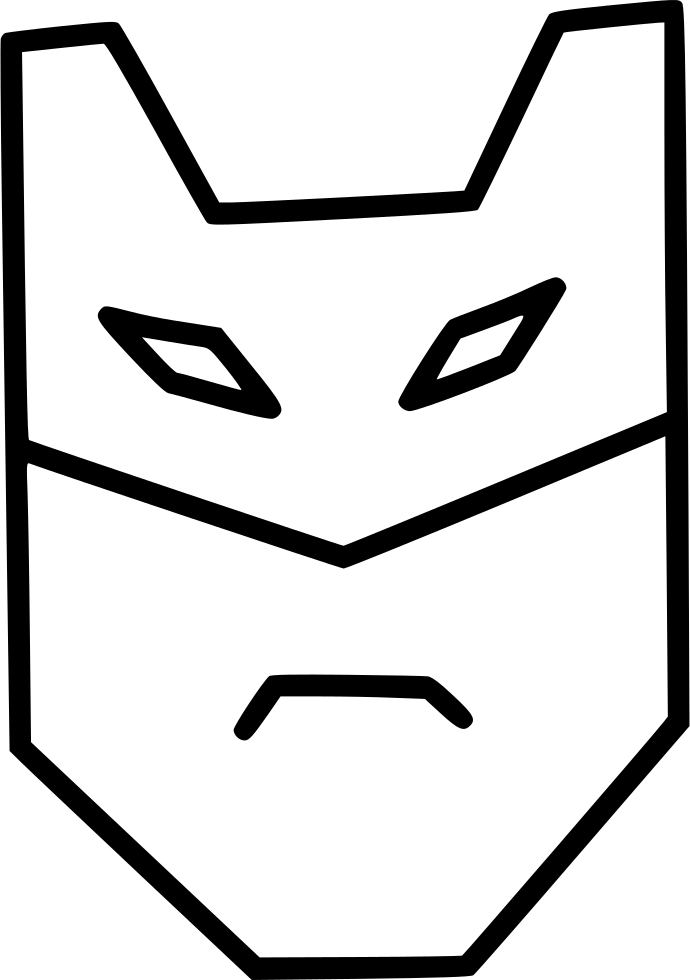 Batman Mask Superhero Hero Comics Character
