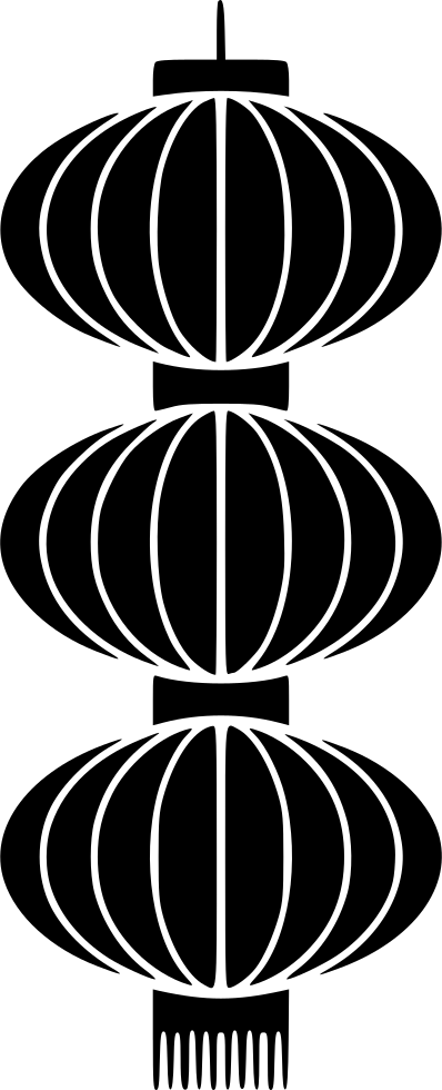 Chinese Lantern Multiple