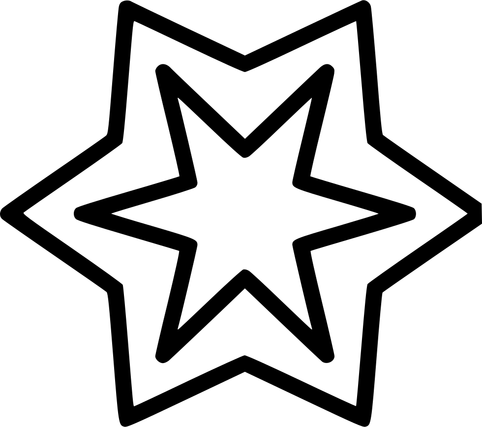Christ Christian Shape Star