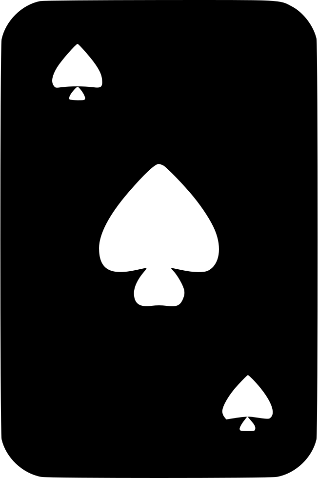 Spade Playing Card