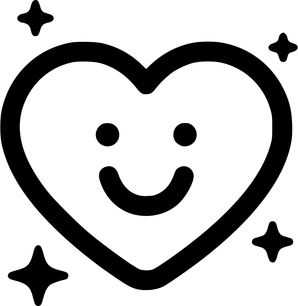 Cute Smile Wink Sign Relationship Svg Png Icon Free ...