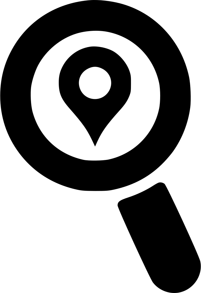 Pin Pointer Location