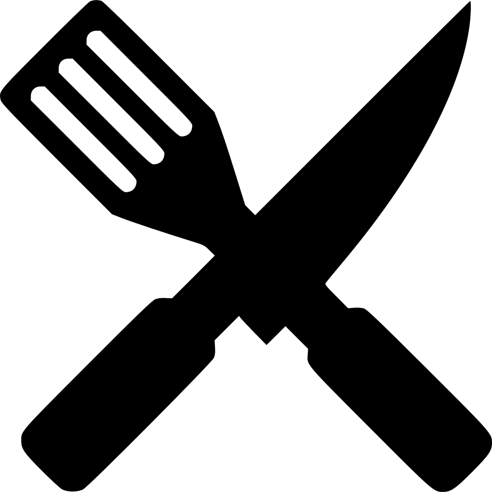 Kitchen Knife Cooking Spatula Svg Png Icon Free Download ...