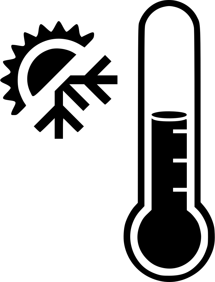 Thermometer Black And White Clipart Pictures Free