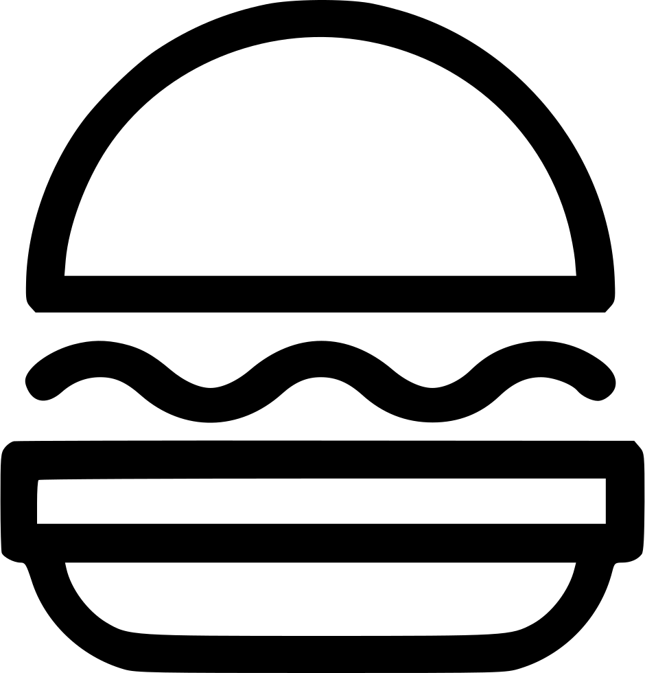 Fast Food Burger Hamburger