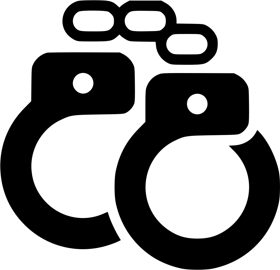 handcuffs svg png icon free download 561610