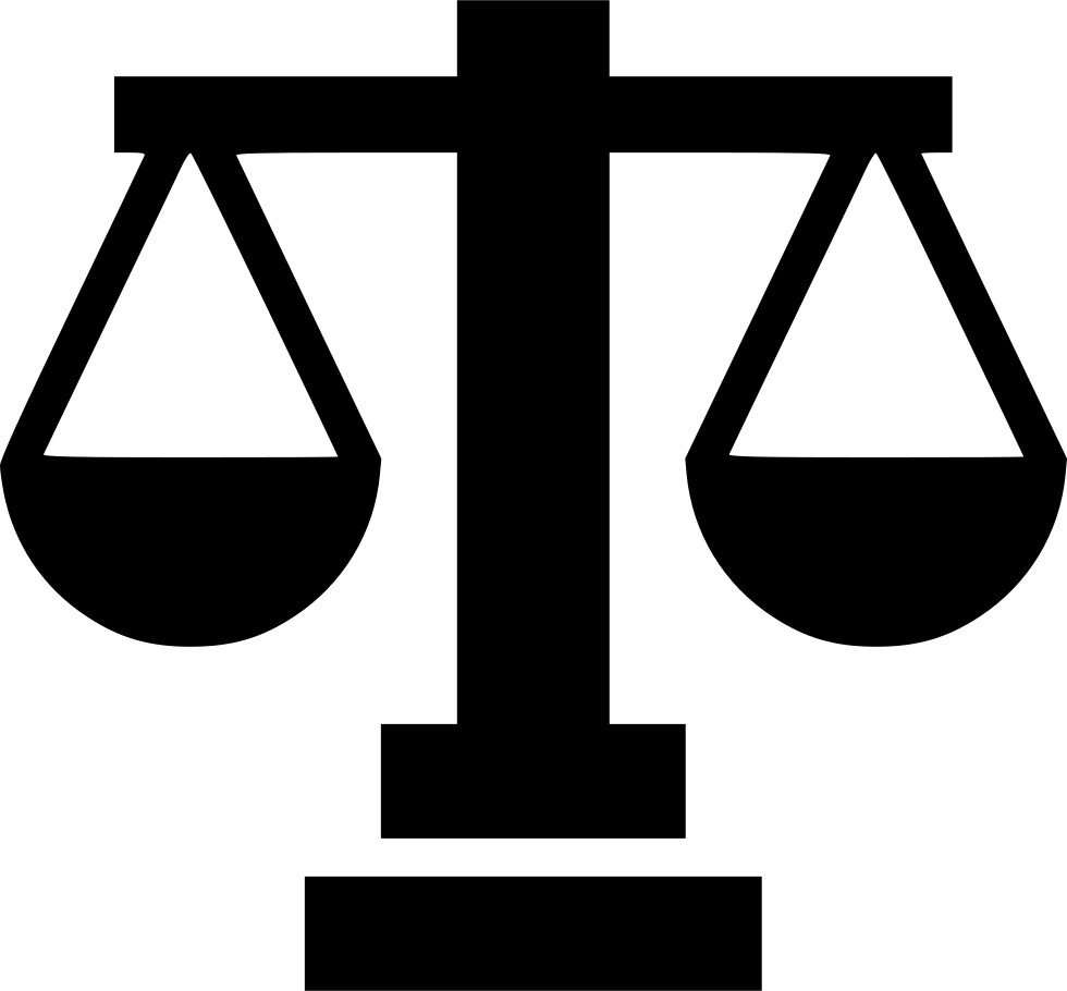 Scales Of Justice Svg Png Icon Free Download (#561627 ...