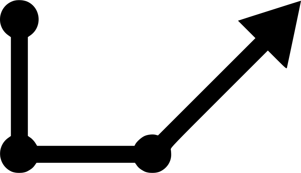 Vector Line Curve Arrow