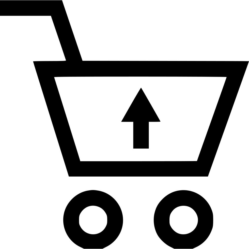 Up Arrow Restore Cart