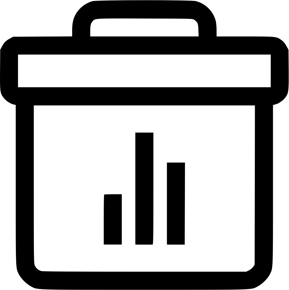 Analytics Briefcase Business Money