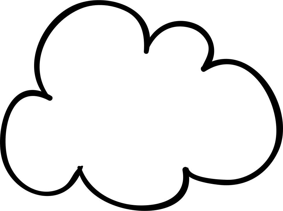 Cloud Sketched Shape