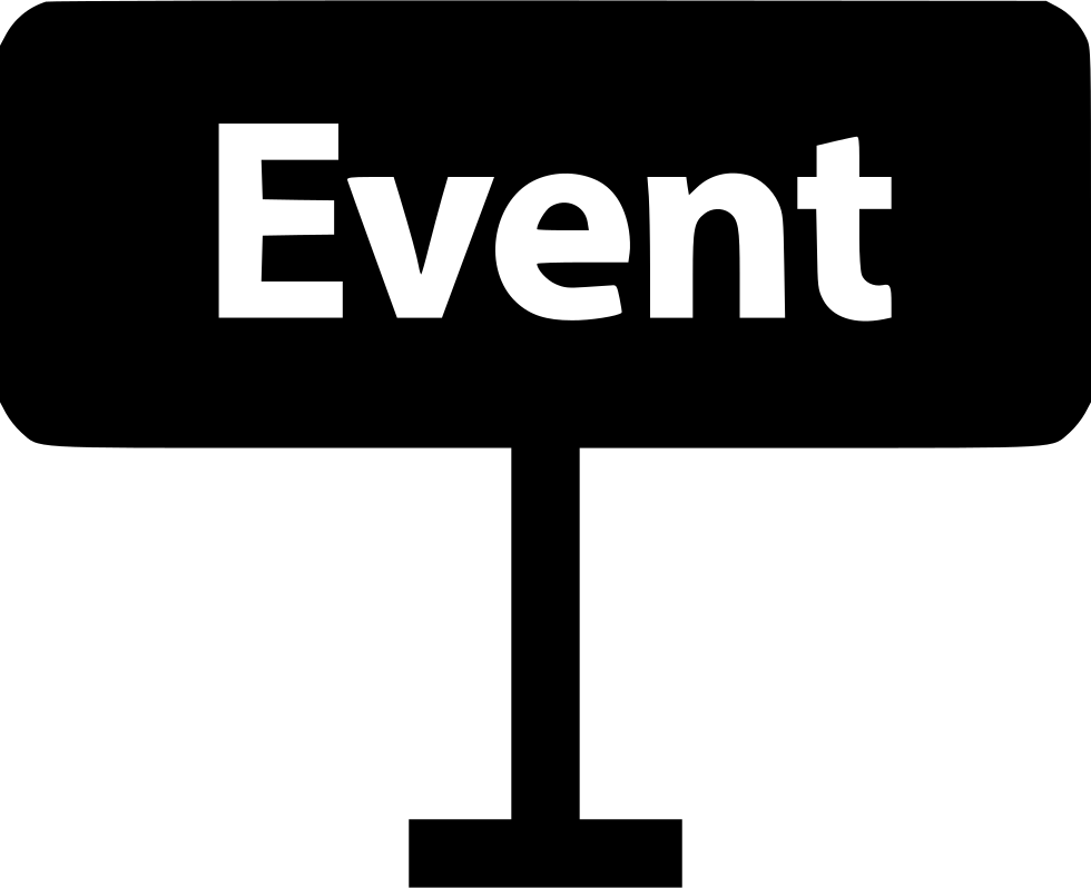 Event Road Sign Ping