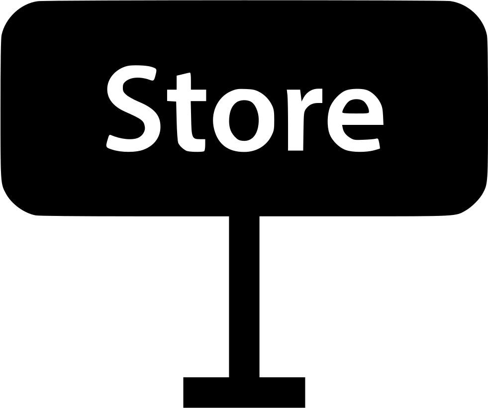 Store Sign Ping