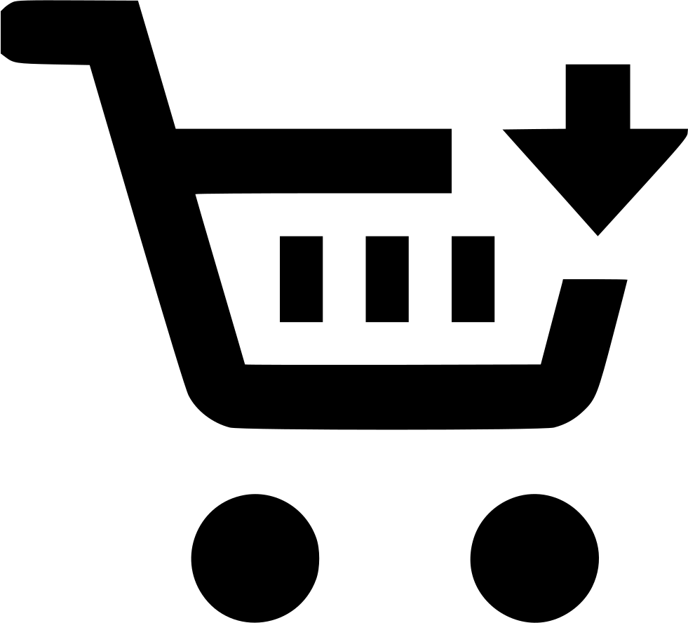 Ecommerce Business Cart Down
