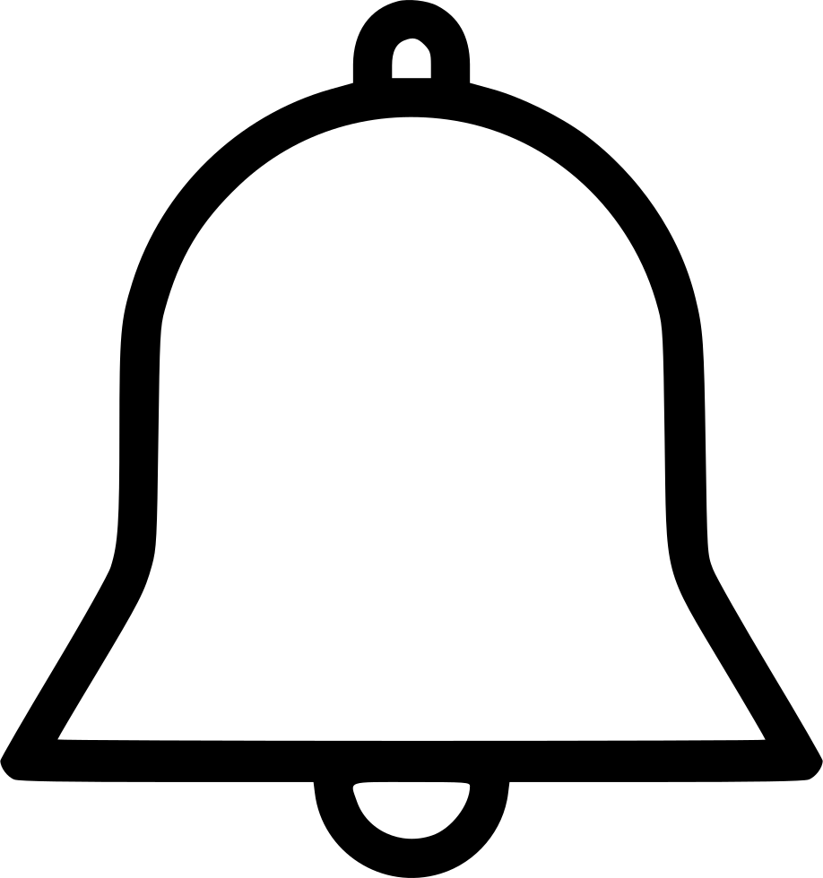 Bell Alert Alarm Decoration