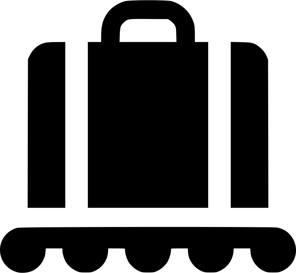 Baggage Luggage Rail
