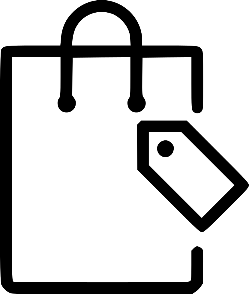 Shopping Bag Tag