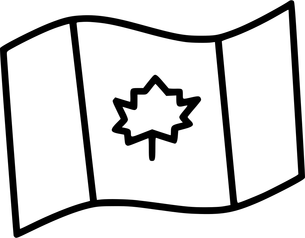 Canada Canadian Maple Leaf Flag