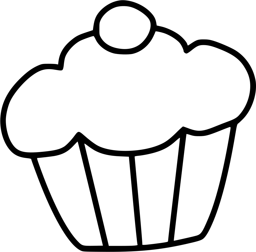 muffin cake dessert sweet svg png icon free download wedding clipart black and white download wedding clipart black and white jpg