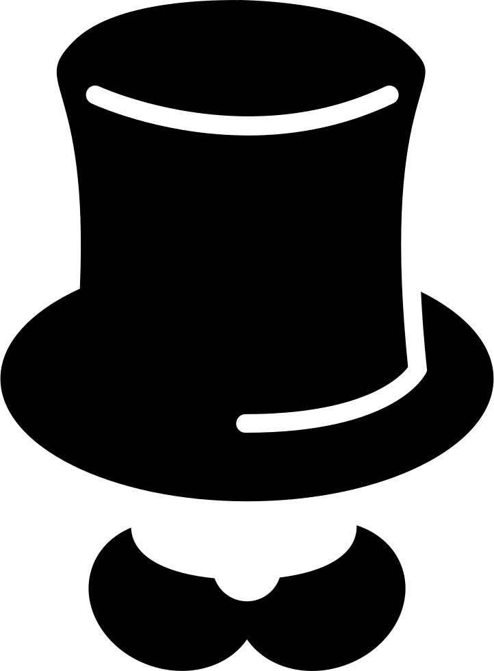 Top Hat Svg Png Icon Free Download (#57097 ...