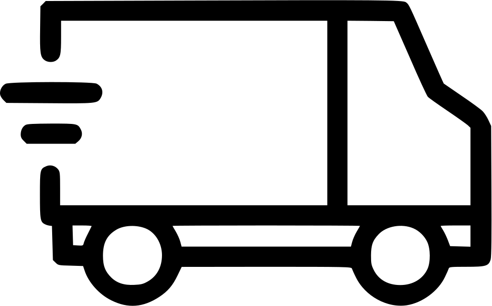 Delivery Van Shipping Transport