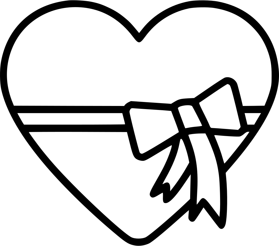 Heart Wrapped In Bow