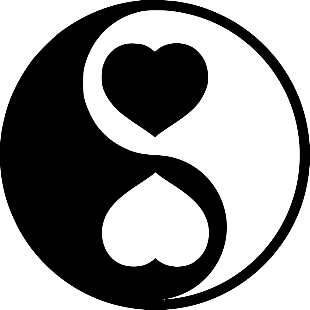 yin yang svg png icon free download 573167