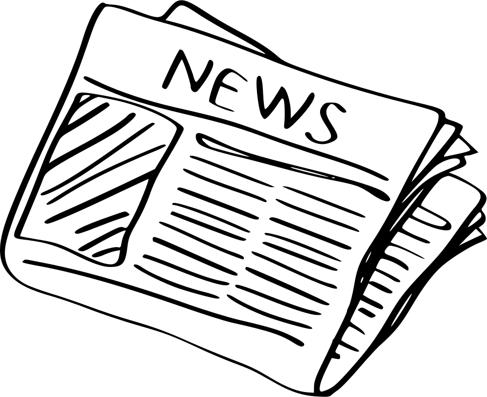 News Newspaper Paper Svg Png Icon Free Download (#573740 ...