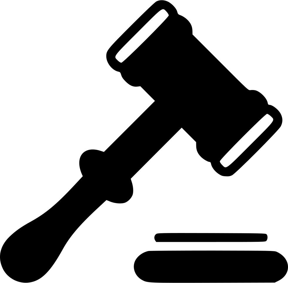 action auction hammer judge justice lawyer legal svg png Judicial Gavel Clip Art Judges Gavel Clip Art Cartoon