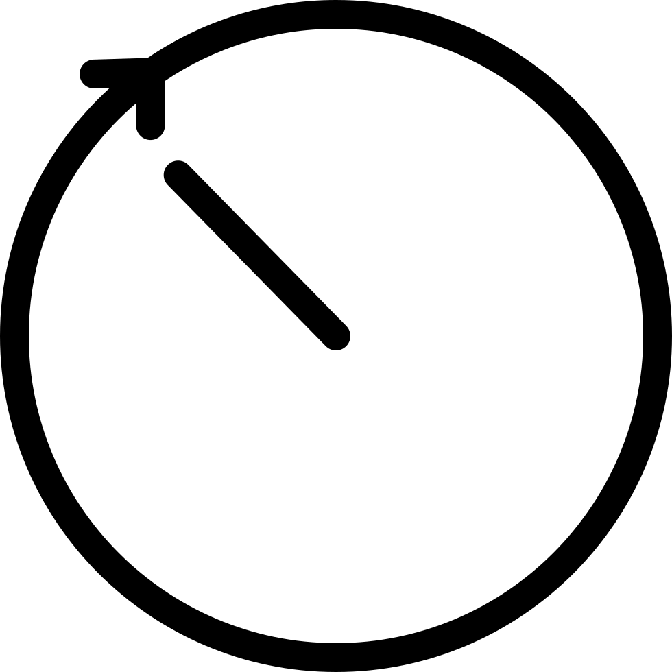 Light Clock Outline