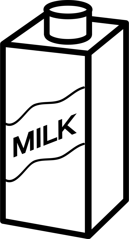 Milk Box Package