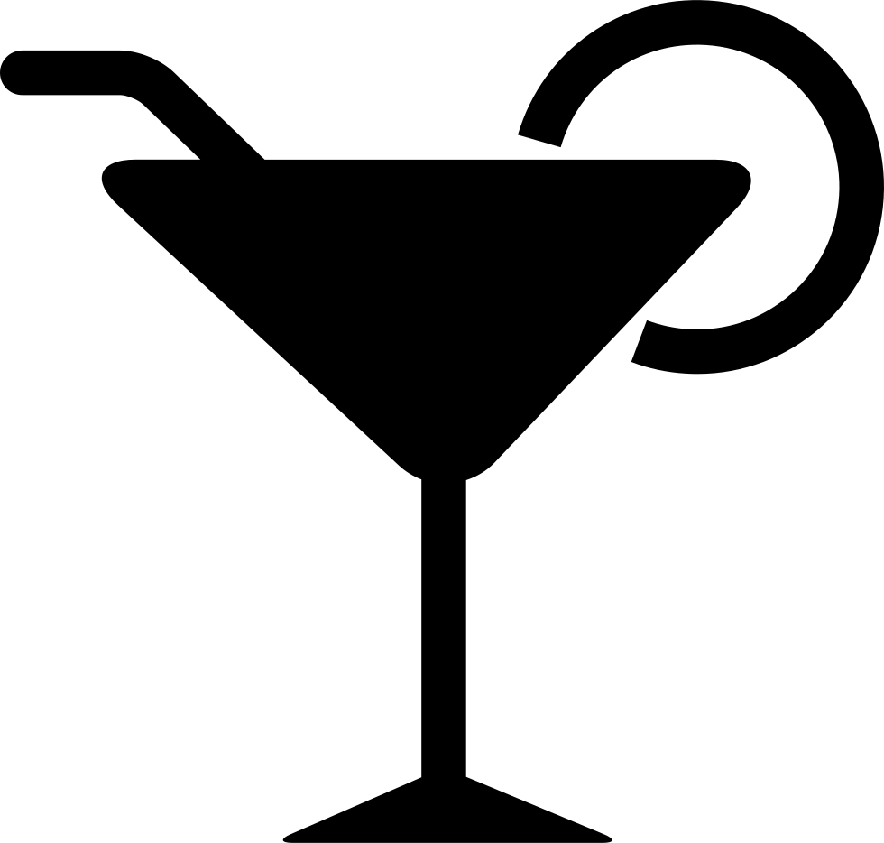 cocktail glass svg png icon free download 58654