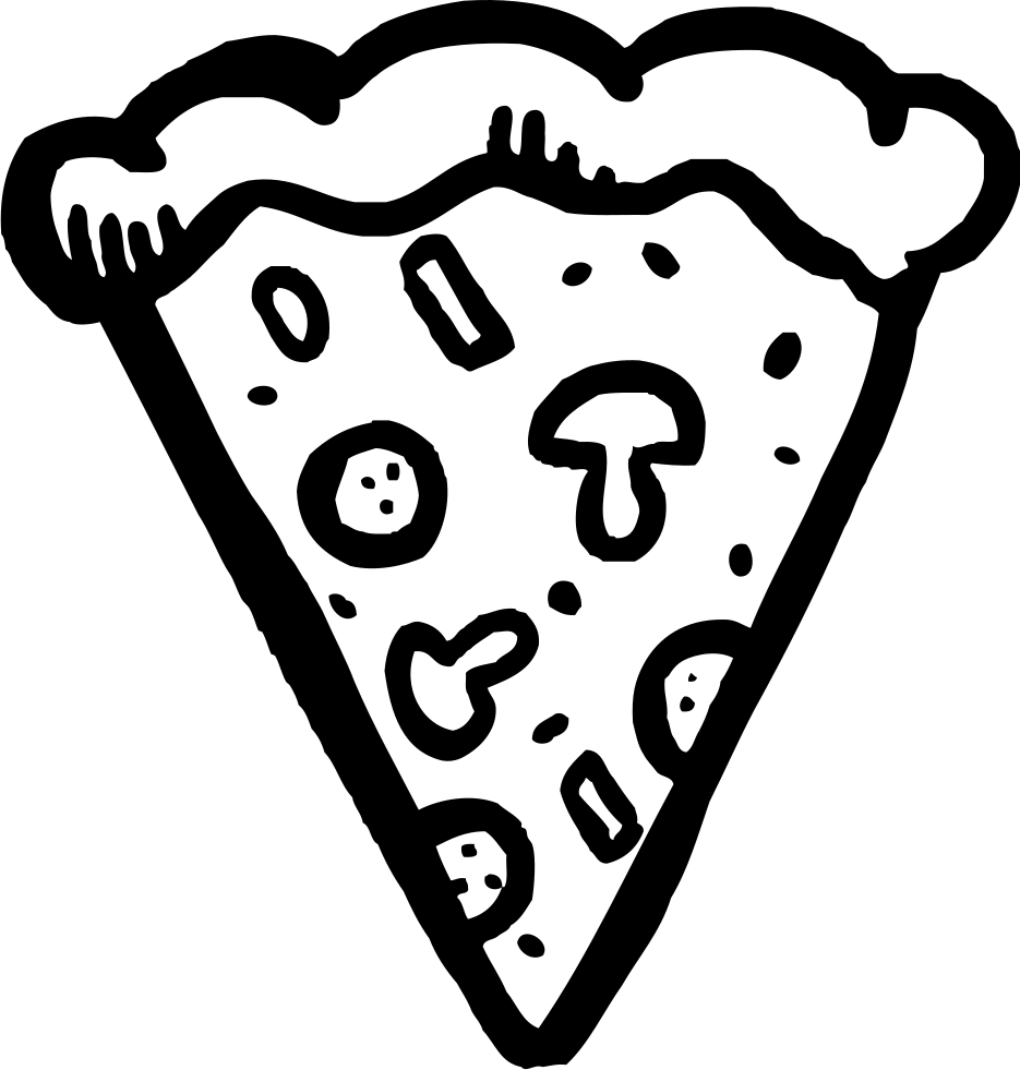 Pizza Svg Png Icon Free Download (#58956)
